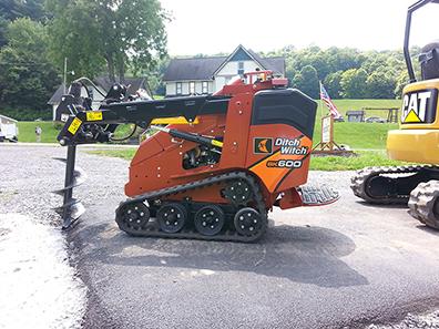 RR SK800 auger-new